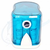 5 Aşamalı Su Arıtma Cihazı Kapalı Kasa Pompalı Cool