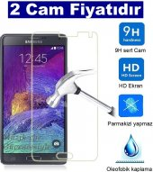 2 Adet Samsung Galaxy J7 Prime Kırılmaz Cam Ekran Koruyucu Tamper