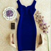 Scuba Elbise