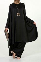 Siyah Kolyeli Salaş Takım Tk80137