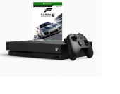 Xbox One X 1tb 4k +forza Motorsport 7 Oyunlu