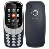 Nokia 3310 Dual Sim Tuşlu Cep Telefonu Kırmızı