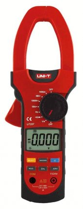 Unı T Ut 207 Pens Ampermetre 1000a Dc Ac