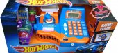 Hot Wheels Oyuncak Yazar Kasa Terazili Mikrofonlu İnteraktif