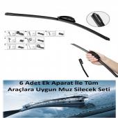 Citroen C Elysee Bosch Aeroeco Muz Silecek Takımı (2012 2015)