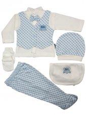 Bebellina Baby Lüx 5 Parça Set