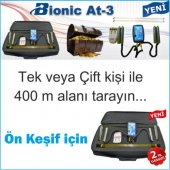 Bionic At 3 Alan Tarama Dedektörü