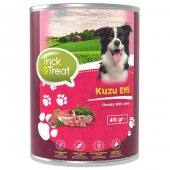 Trick&treat Kuzu Etli Köpek Konservesi 415 Gr