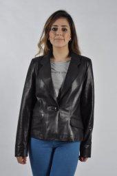 Bayan Deri Ceket Model B104