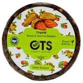 Ots Organik Glutensiz Enerji Diski (Kayısı & Üzüm & Badem) 25gr