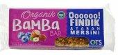 Ots Organik Glutensiz Bamba Bar Fındık Yaban Mersini 30gr