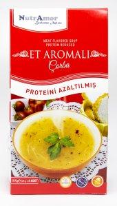 Nutramor Düşük Proteinli Ve Glutensiz Et Aromalı Çorba 104 Gr