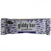 Giddy Bar Yaban Mersinli Meyve Bar 28 Gr
