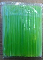 Frozen Pipet Kalın Yeşil 100 Adet