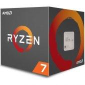 Amd Ryzen 7 1700x 3.4ghz 20mb 14nm 95w Am4 İşlemci...