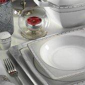 Kütahya Porselen Aliza 83 Parça Yemek Takımı 66102