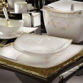 Kütahya Porselen (Mitterteich) Phaselis Bcku 83 Parça Yemek Takımı 65124