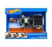 Hot Wheels Kurtarma Ekibi Oyun Seti Whiplash Taşıyıcı Tır Fdw70