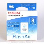 Toshiba 8gb Flashair Wifi Hafıza Kartı