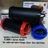 Radyolu Bluetooth Speaker(Pg 412 Blutut Speaker Usb Kart Fm)