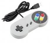 Retro Usb Oyun Kontrolcüsü Nintendo Snes Usb Gamepad Oyun Kolu
