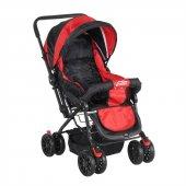 Toledo Çift Yönlü Bebek Arabası(Tam Kapanabilen Tente)
