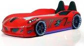 Farinay Mobilya Jaguar J2 Ekstrem Tekerlekleri Full Ledli Arka Koltuklu