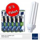 Müller Licht 13w 840 4 Pinli Enerji Tasarruflu Plc 5li Paket