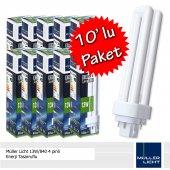 Müller Licht 13w 840 4 Pinli Enerji Tasarruflu Plc 10lu Paket