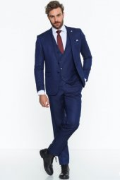 Comienzo Binme Yelekli Takım Elbise 10828