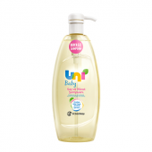 Uni Baby Boyasız Şampuan 750 Ml