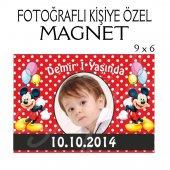 Fotoğraflı Özel Magnet 20 Adet