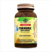Solgar Turmeric Extract 60 Vegetable Kapsul