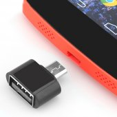 Micro Usb To Usb Data Çevirici Otg Adaptör
