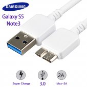 Samsung Galaxy Note 3 & Galaxy S5 Usb 3.0 Data Kablosu