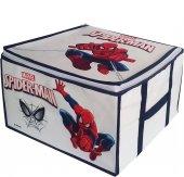 Spider Man Vakumlu Hurç Lisanslı Ürün Kutulu Vakumlu Hurç