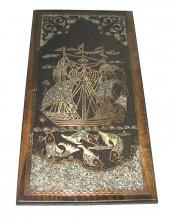 Osmanlı Savaş Gemisi Tablo (Kadırga)