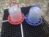 Plastik Civciv Asılabilir Yemlik + Suluk