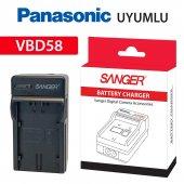 Panasonic Vw Vbd29 Vw Vbd55 Vw Vbd78 Şarj Aleti Sanger
