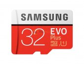 Samsung Evo Plus 32gb Micro Sd Hafıza Kartı