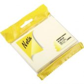 Notix Not Kağıdı 100x75 Mm Pastel Sarı 100 Yaprak N Ps 10075 Fp