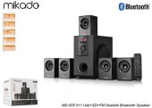 Mikado Md 505 5+1 Usb+sd+fm Destekli Bluetooth Speaker