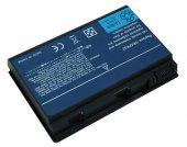Retro Acer Extensa 5220, 5620, Travelmate 5520 Notebook Bataryası 6 Cell
