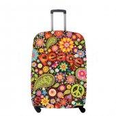 Valiz Kılıfı Peace Temalı My Luggage