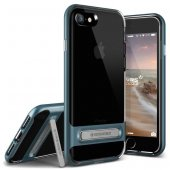 Verus Vrsdesıgn İphone 7 Crystal Bumper Series Kılıf Deep Blue