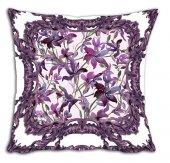 Mrs Pillow Andrea İ 09 Desenli Kırlent Kılıfı 70x70cm Ebadında