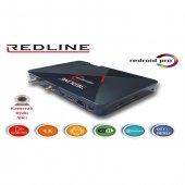 Redline Redroid Pro Dahili Kameralı 4k Android Box Uydu Alıcısı