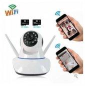 Dextel 360 Gerçek Hd Wıfı Kablosuz Ip Kamera Bebek Camera
