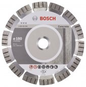 Bosch Best For Concrete 180 Mm