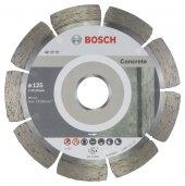 Bosch 9+1 Standard For Concrete 125 Mm